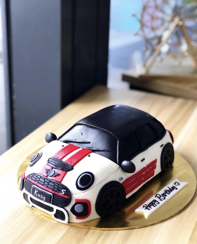 Car - 3D Mini Cooper