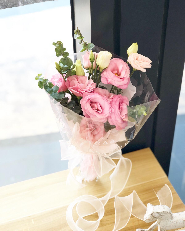 Bouquet / Box - Eustoma