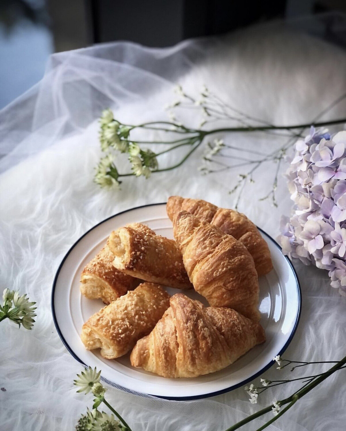 French Pastry By Pieces