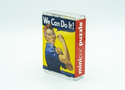 """We Can Do It"" Mini Puzzle"