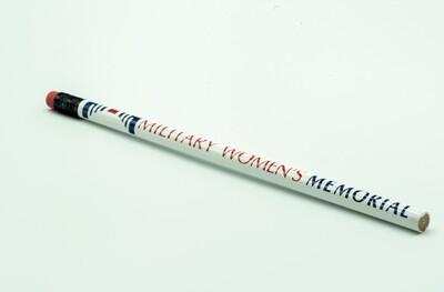 Military Women's Memorial Logo Pencil