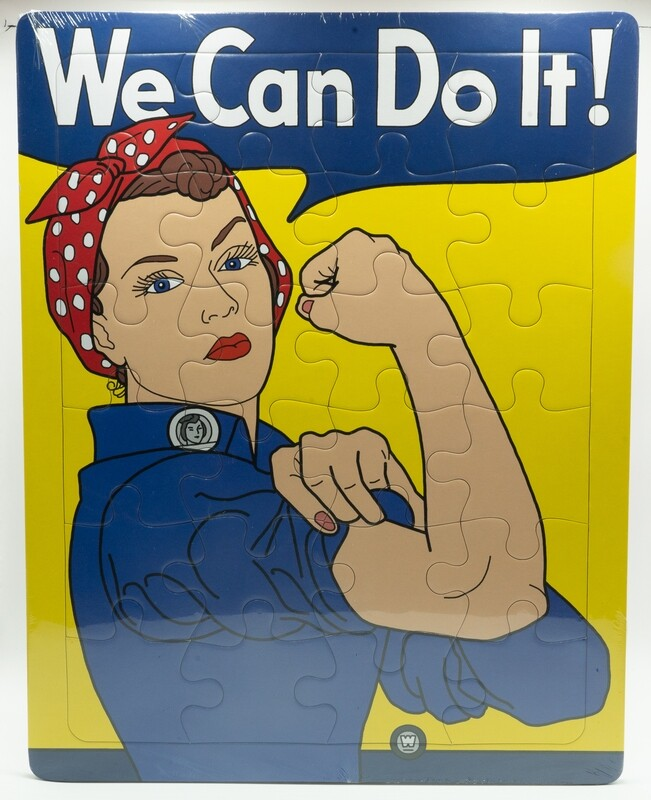 We Can Do It 24 -pc Puzzle