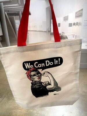 Rosie Canvas Tote