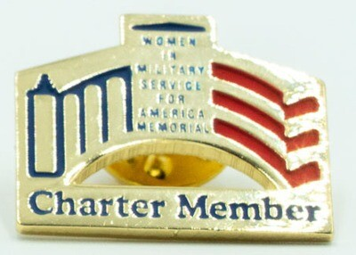 Charter Member Pin (Legacy)