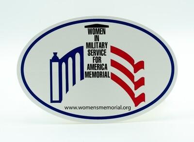 Oval Logo Sticker (Legacy)