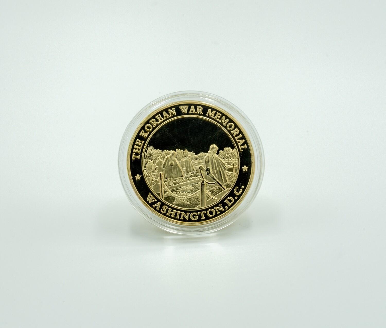 Korean War Coin