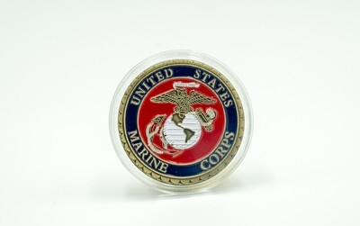 Marines Corps  Coin