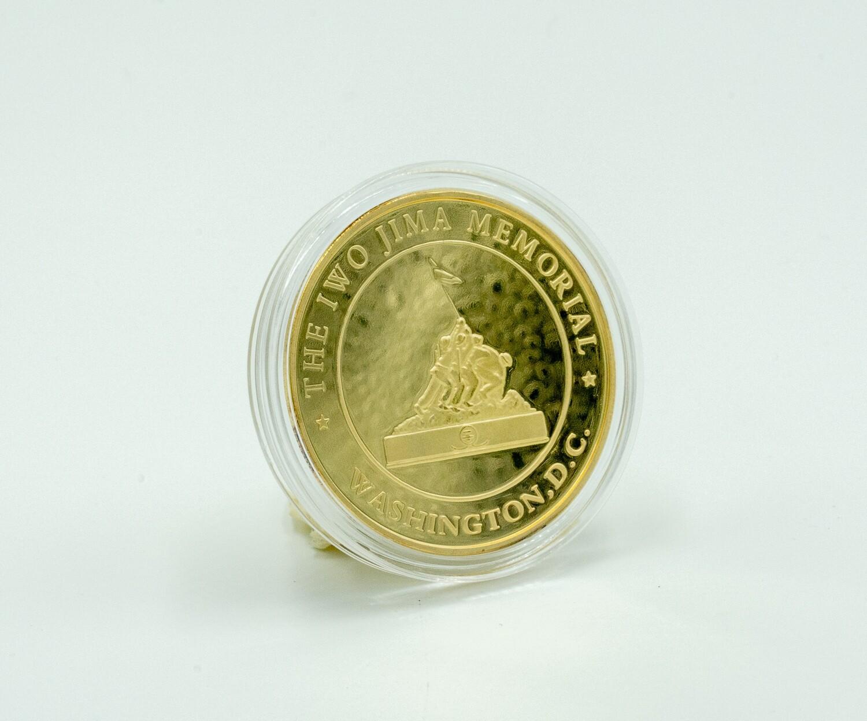 Iwo Jima Coin