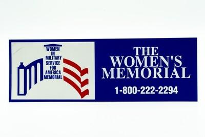 Memorial Sticker (Legacy)