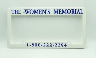 License Plate Frame (Legacy)