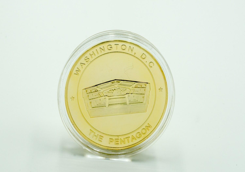 Pentagon Coin