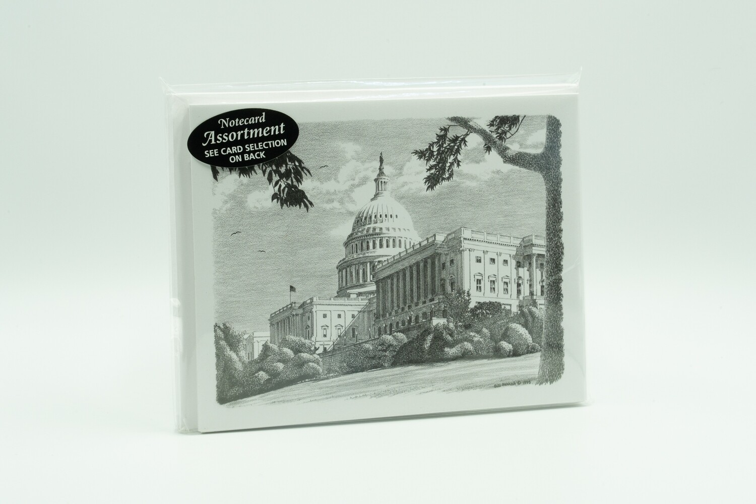 Assorted D.C. Notecards