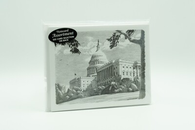 Assorted D.C. Note Cards