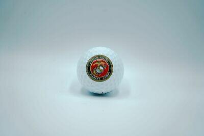 Marine Corps Golf Ball (White)
