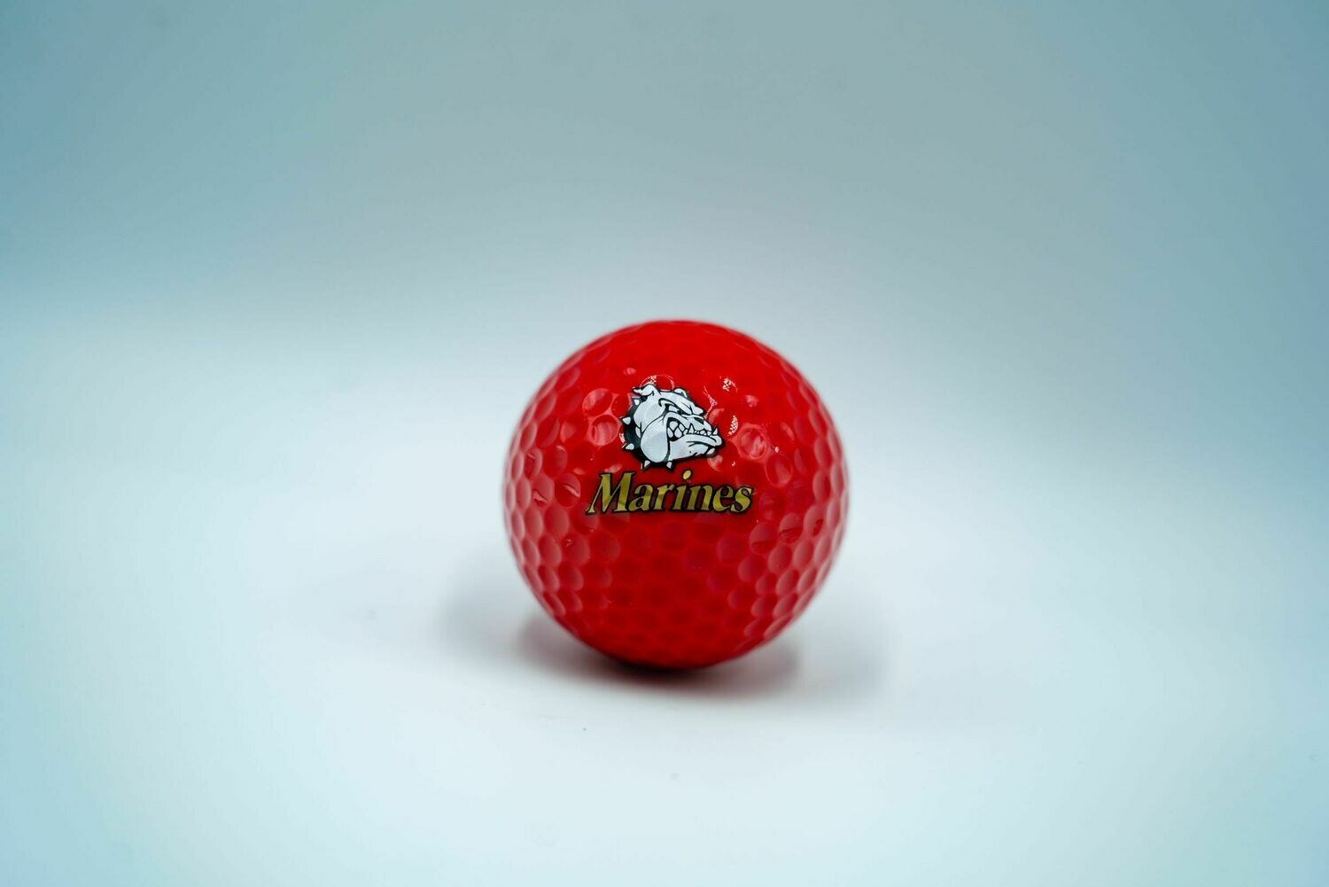 Marine Corps Golf Ball (Red)