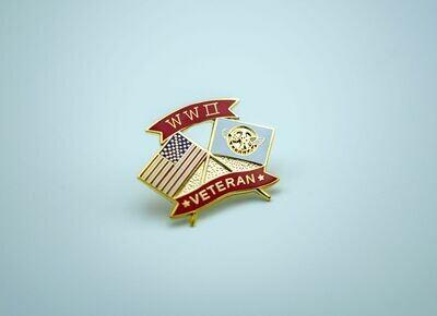 WWll Pin
