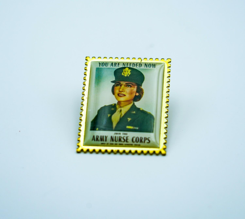 Army Nurse Corps Pin