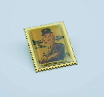 Army Air Corps Pin
