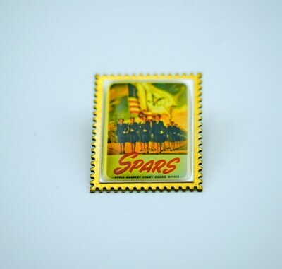 SPARS Marching Pin
