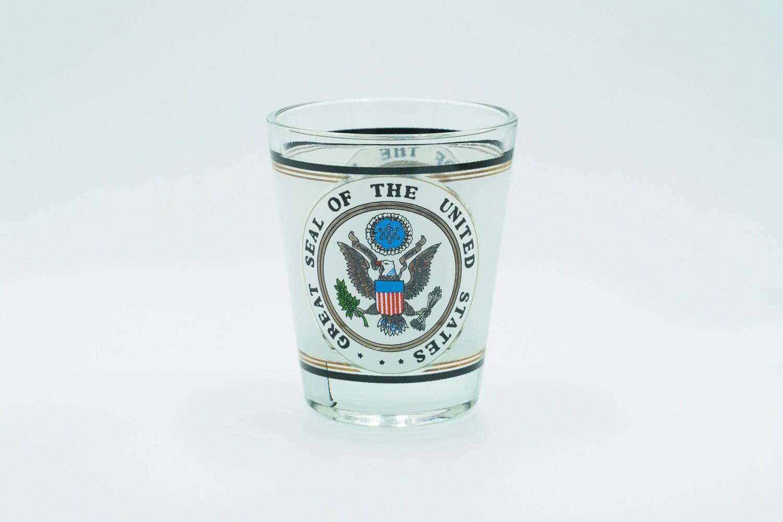 Great Seal D.C. Shotglass