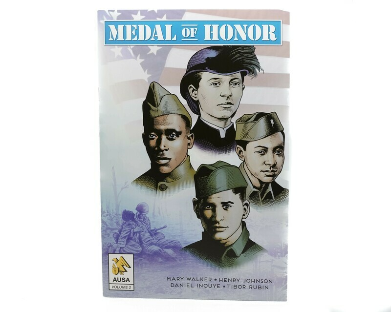 Medal Of Honor Graphic Novel