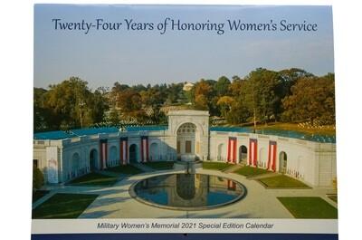 2021 Memorial Calendar