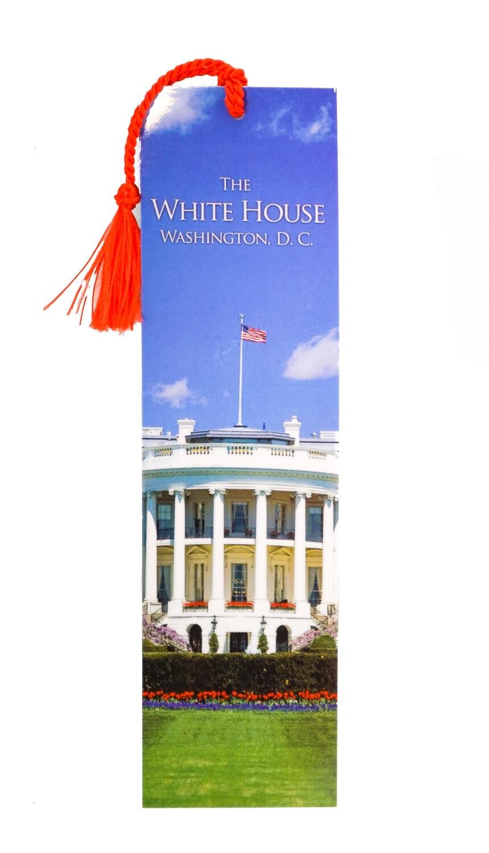 White House Bookmark