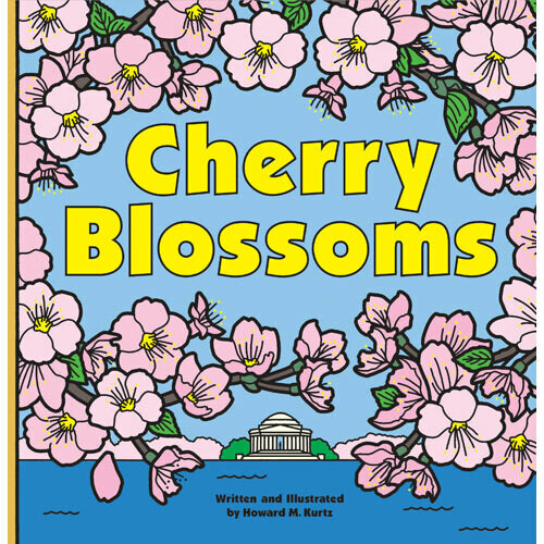 Cherry Blossoms Storybook