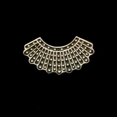 RBG Collar Lapel Pin