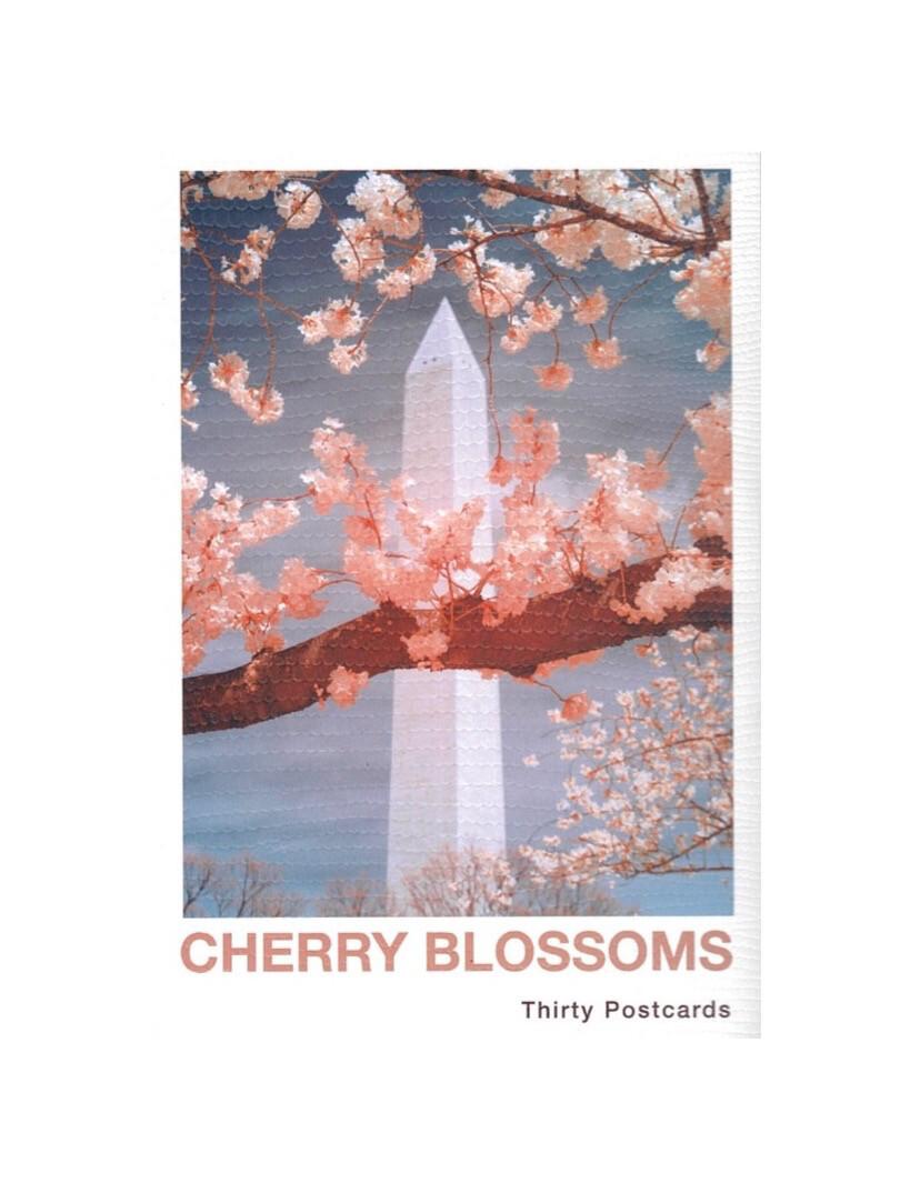 30 Cherry Blossom Postcards