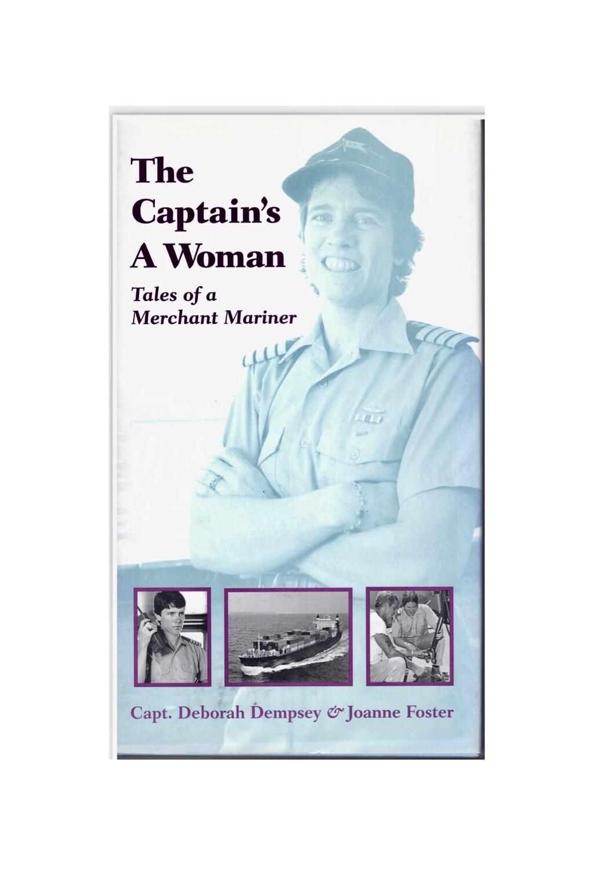 The Captain's a Woman by Deborah Dempsey