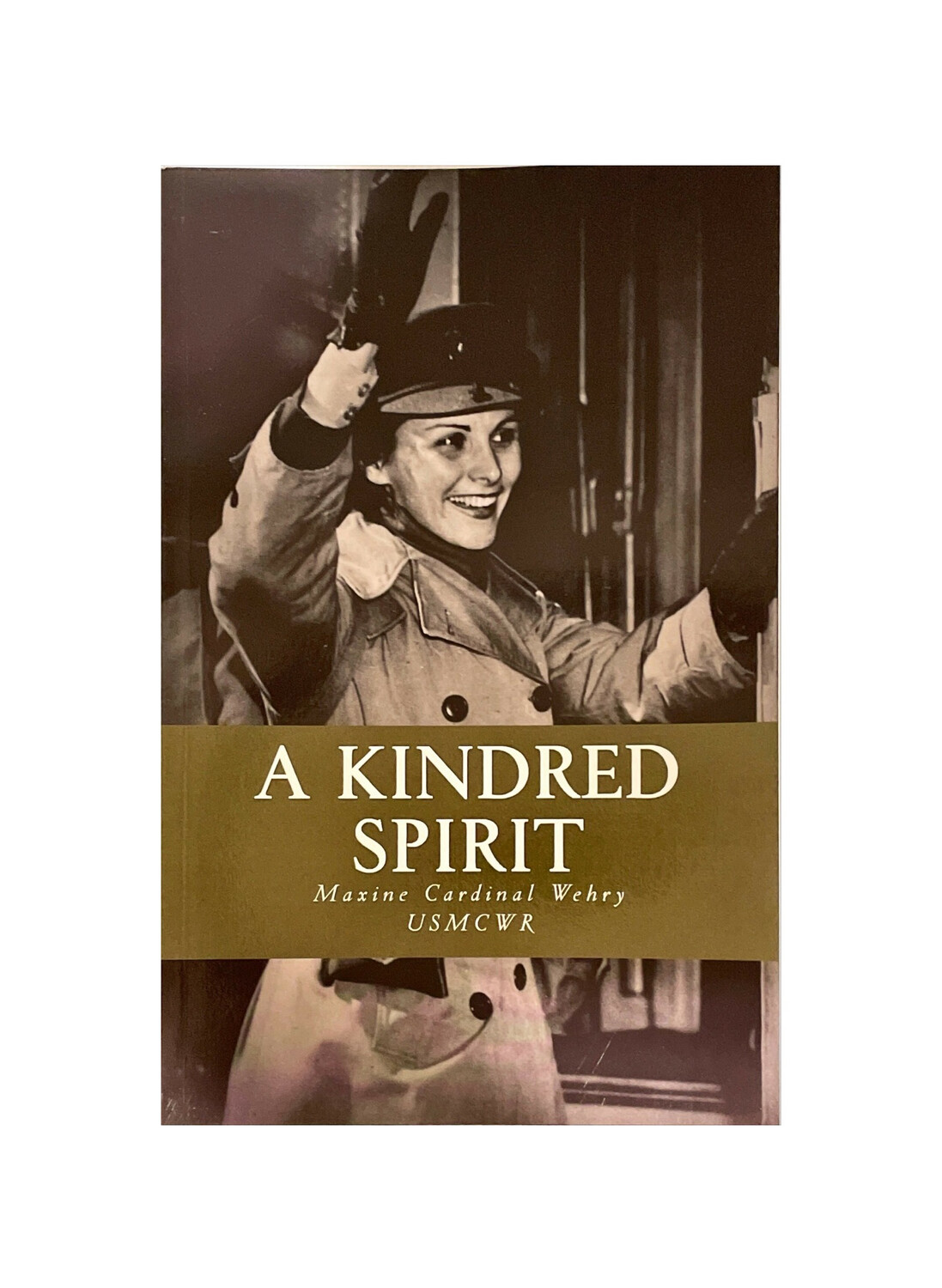 A Kindred Spirit By Maxine Cardinal Wehry