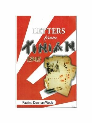 Letters From Tinian by Pauline Denman Webb
