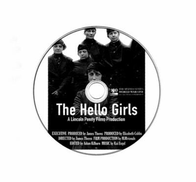 Hello Girls DVD