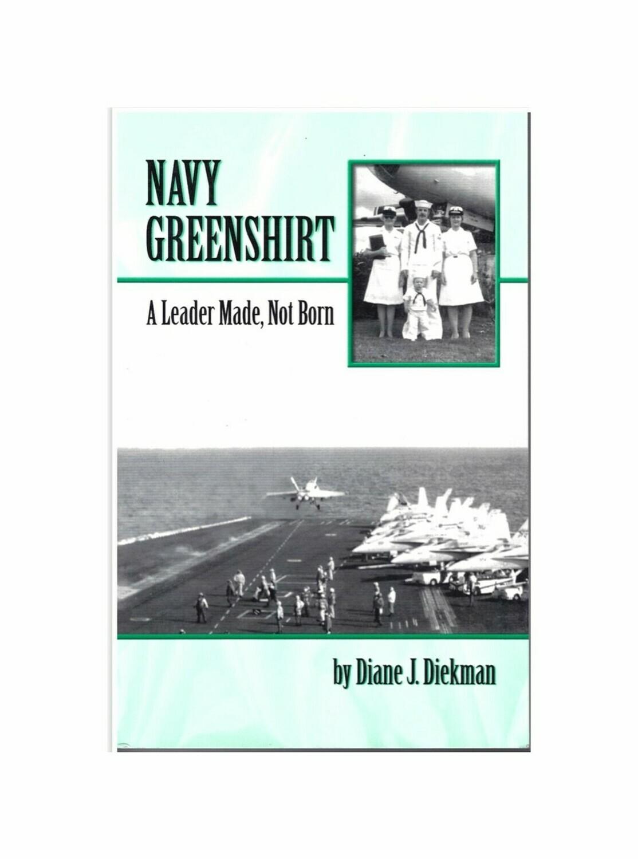 Navy Greenshirt By Diane J. Diekman
