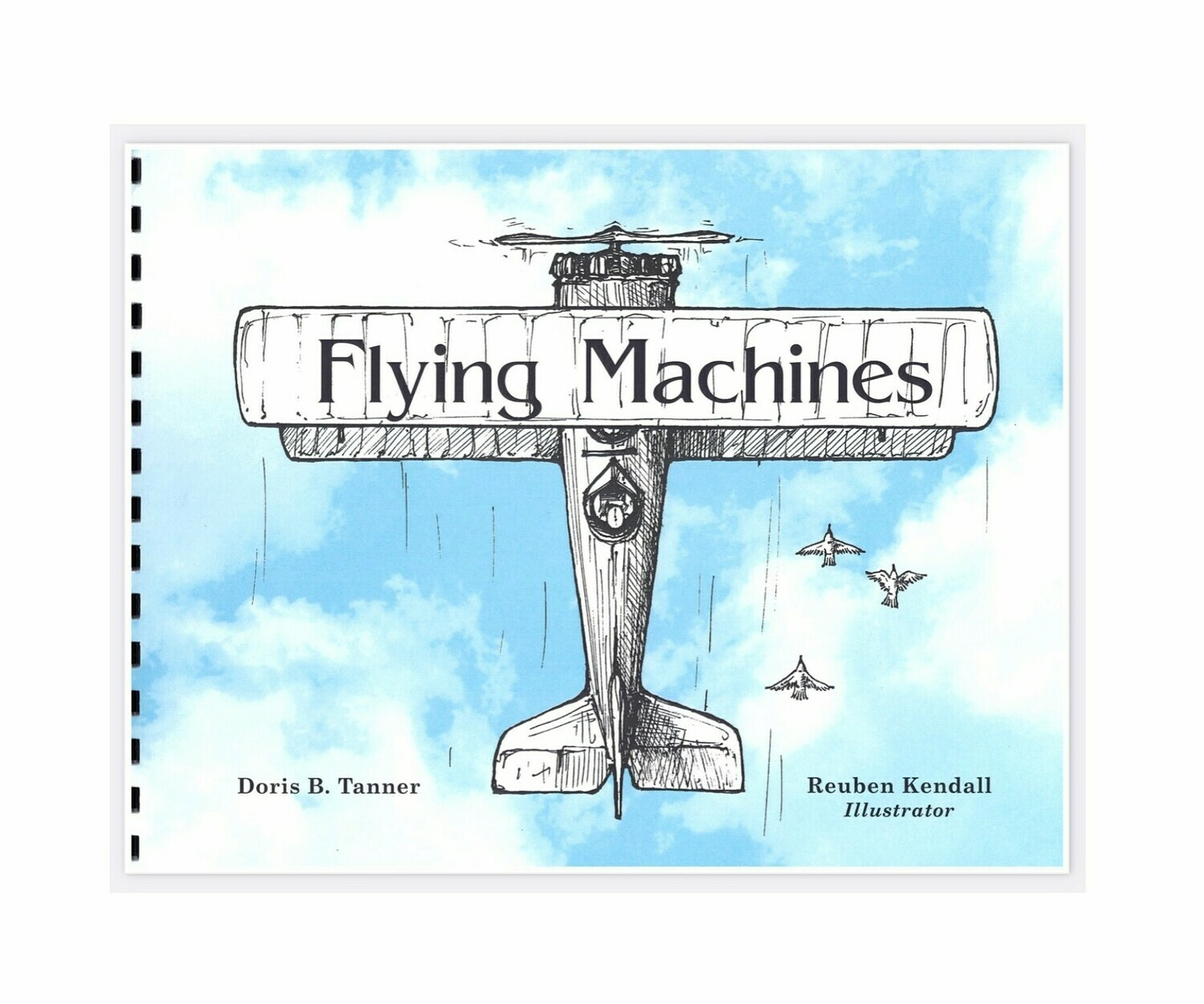 Flying Machines by Doris B. Tanner