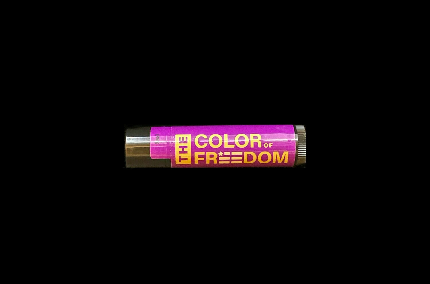 Lip Balm Color of Freedom