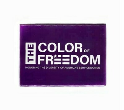 Color of Freedom Magnet