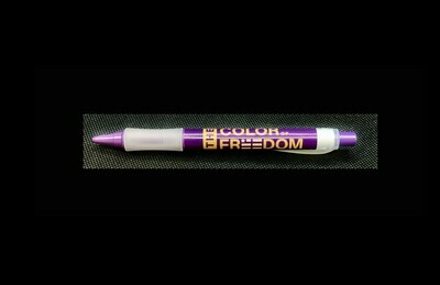 Pen Color of Freedom