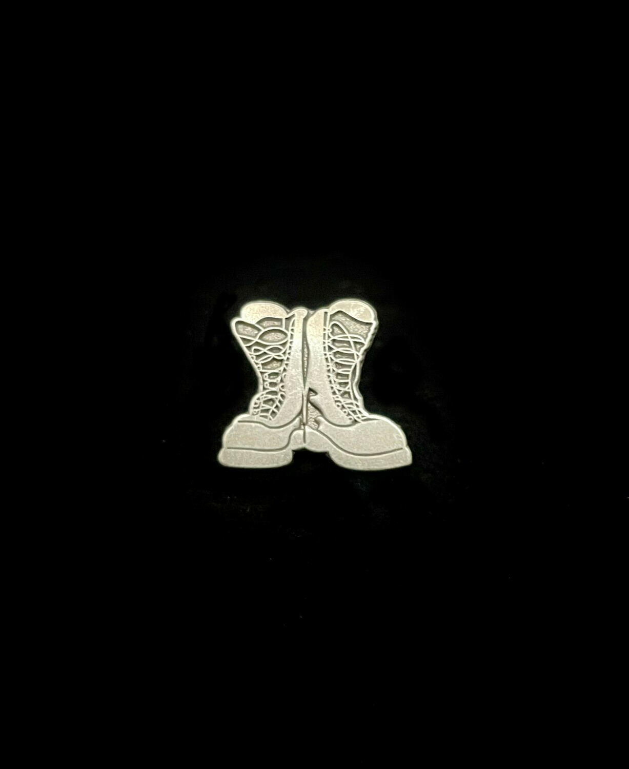 Alloy Boots Pin 12mm