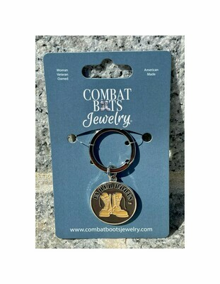 Army Boots Keychain