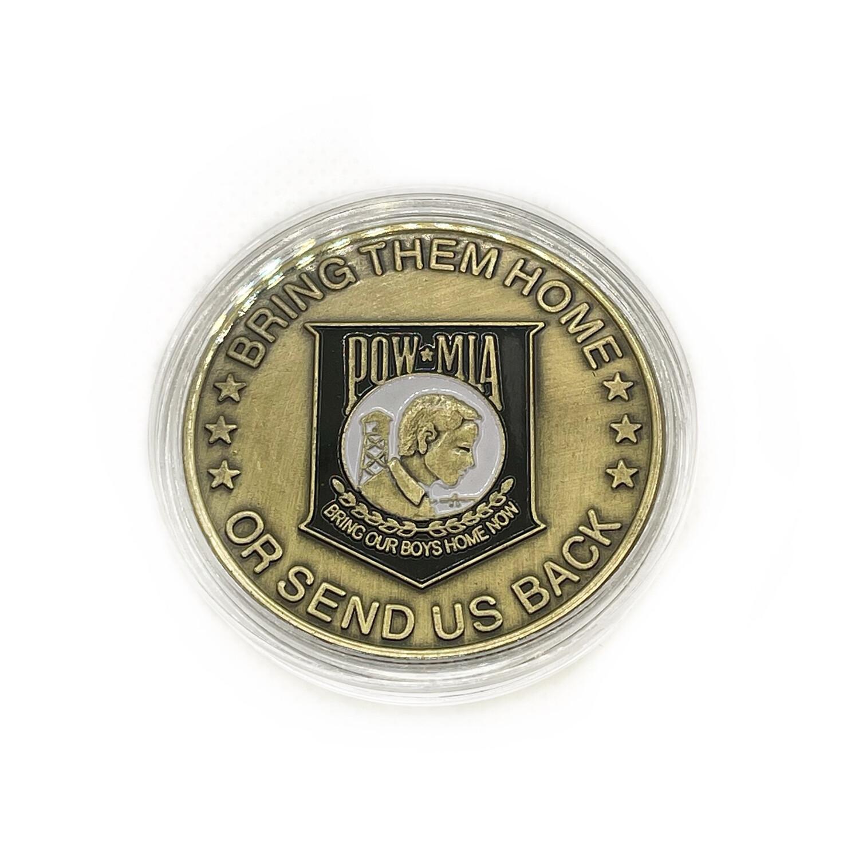 POW/MIA Coin
