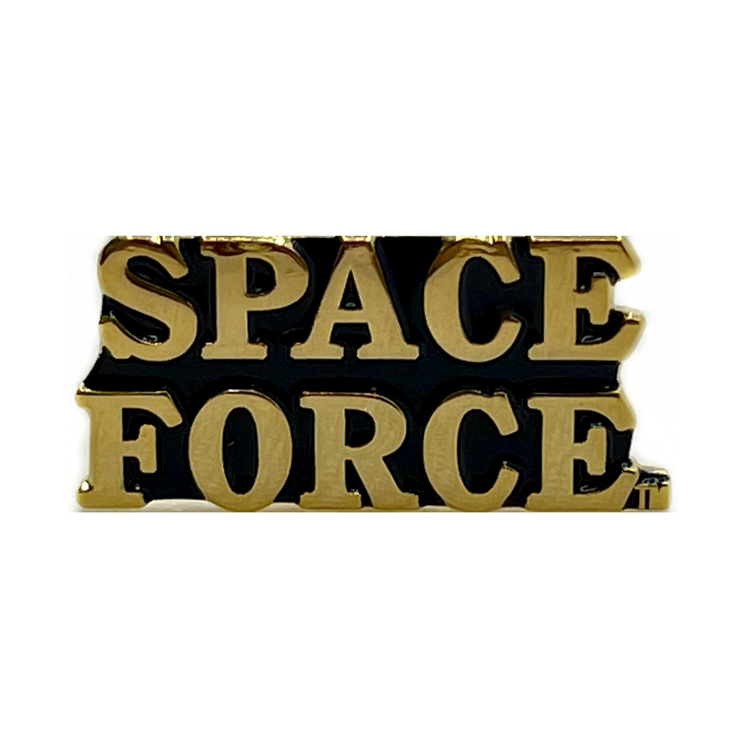 Space Force Pin