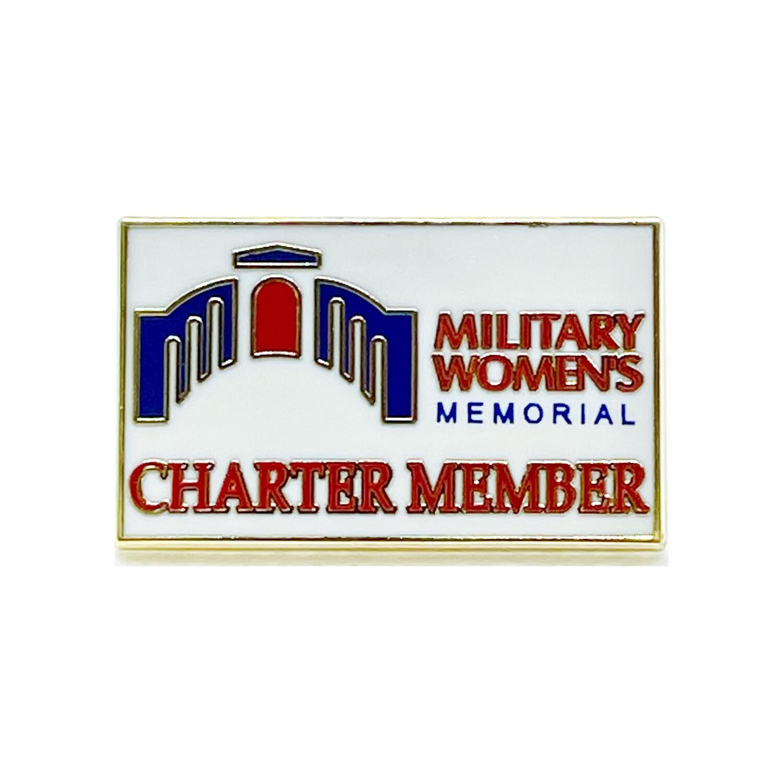 Charter Member Pin