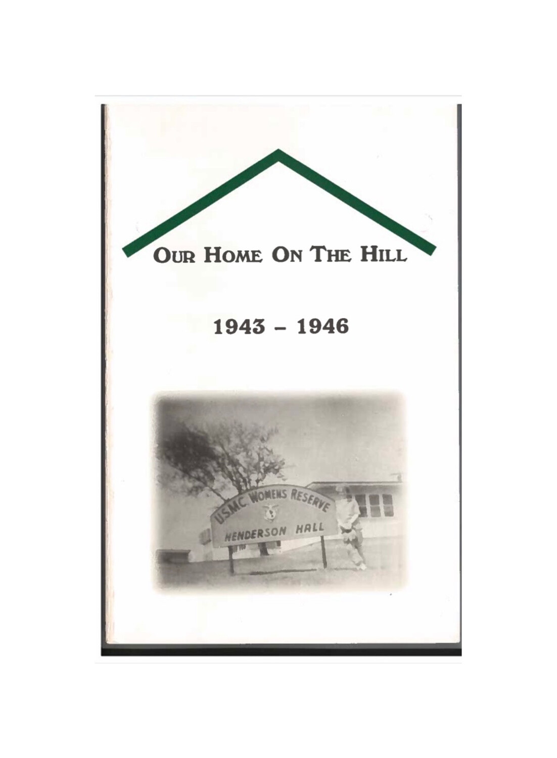 Our Home On the Hill Book