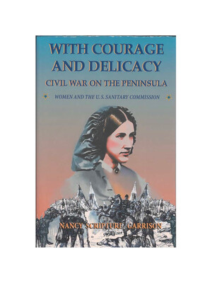 With Courage & Delicacy Book