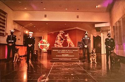 2 The Pledge Ceremony Postcard