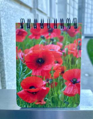 Notebook: Poppy
