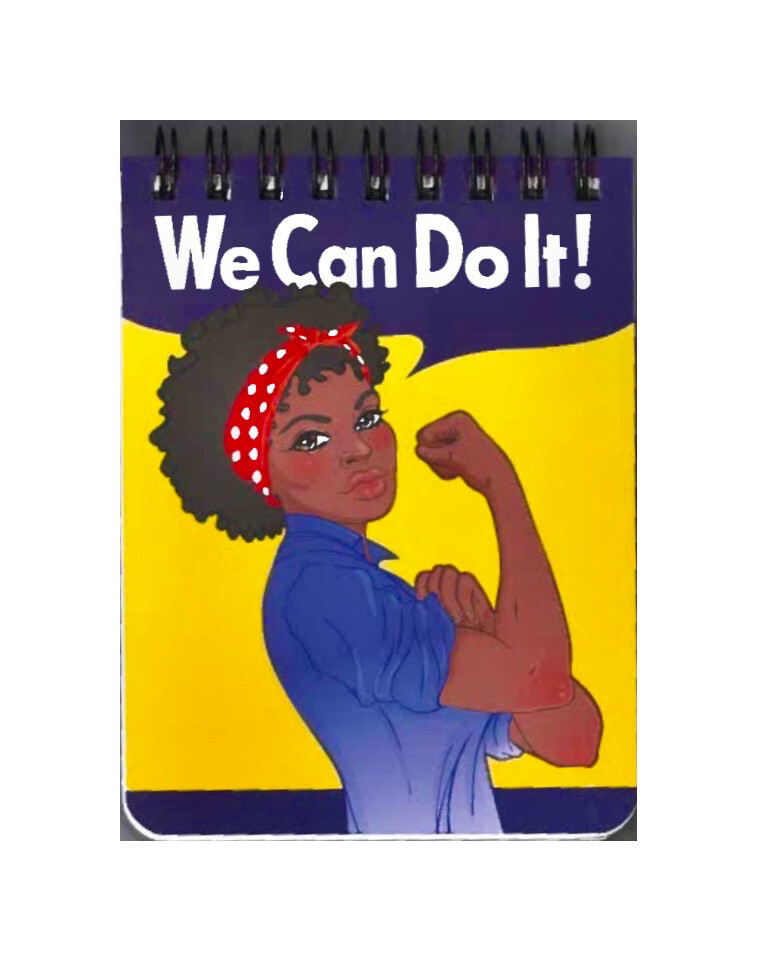 Notebook: African American Rosie