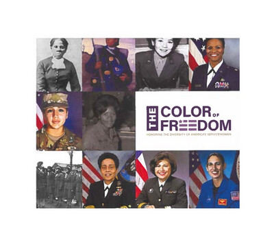 Color Freedom Postcard